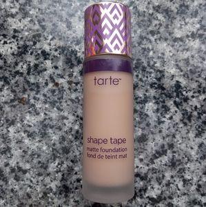 Tarte Shape Tape Matte Foundation Medium Sand Full
